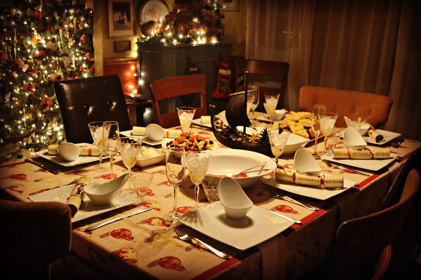 Ober Huren Met Kerst Thuis